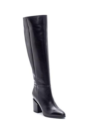 Derimod Kadın Çizme (19493) Casual Siyah